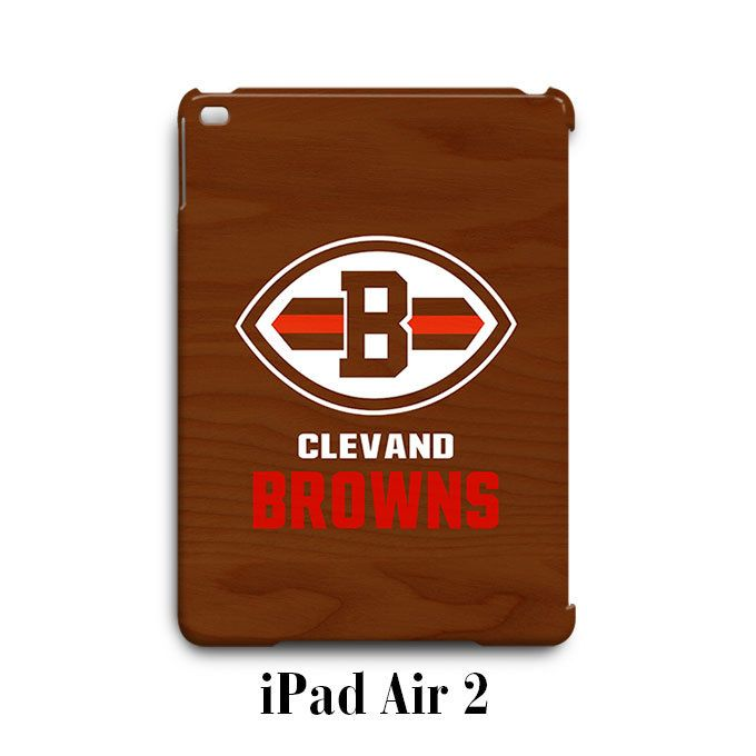 Cleveland Browns Custom iPad Air 2 Case Cover Wrap Around