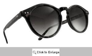 Vintage Camptown Sunglasses - 367 Black