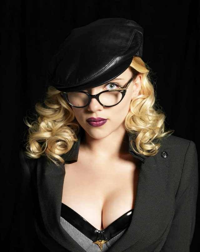 Scarlett Johansson - Imgur