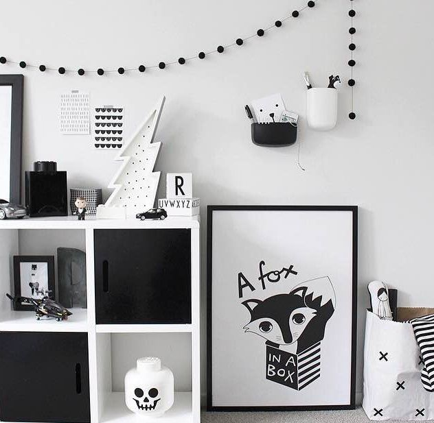 For classic B&W Scandi style you can't go past the Instagram feed of #thedesignchaser in NZ. Here our #lightningboltmarqueelight looks right at home. Remember to experiment with height in your interior styling, notice how the eye is kept moving around this shot and drawn to certain elements of interests due to varying height levels. Be playful with where you place things and have fun with your little vingettes!