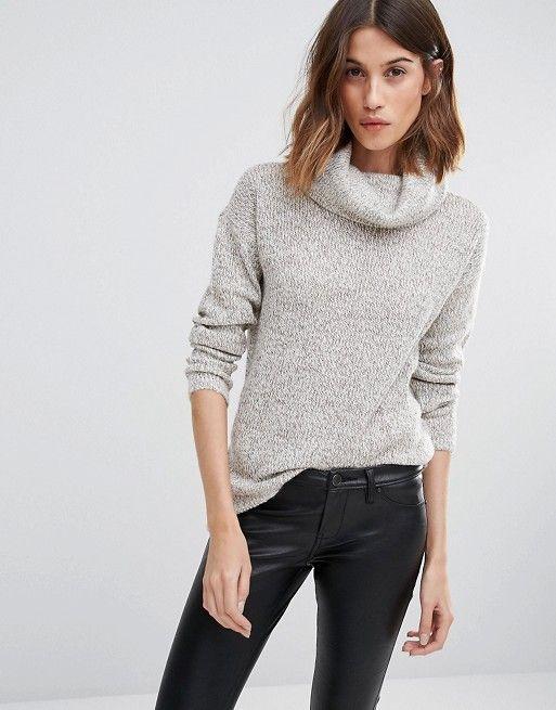 Vero Moda | Vero Moda Knitted Cowlneck Sweater