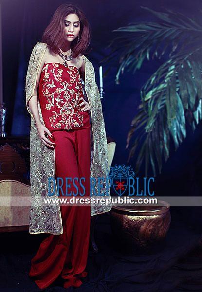 Pakistani style dresses uk party