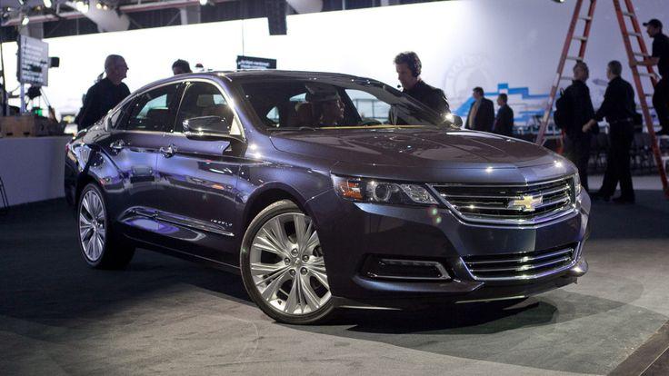 2015 Chevrolet Impala Review :http://ponycarstore.com/2015-chevrolet-impala-review.html