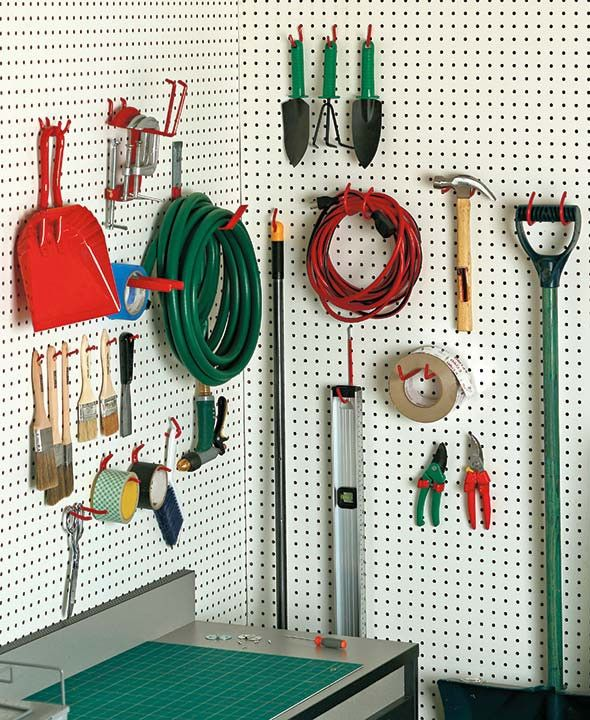 30 Piece Home and Garage Organizer Hook Set Only 10 In Stock Order Today! Product Description: The 30-Pc. Home and Garage Hook Set helps you organize just about anything. This incredible set features