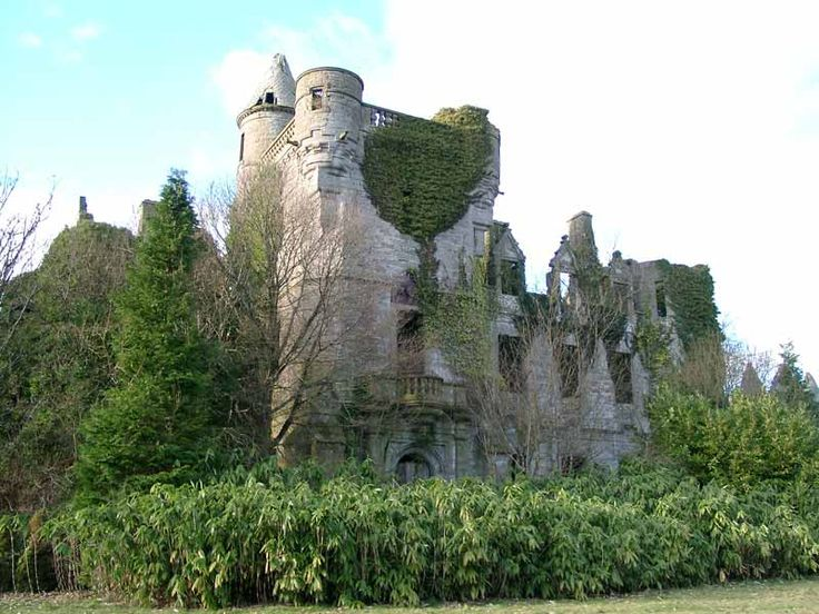Buchanan Castle in Scotland...didn't go to this one. Another reason to go back! :)