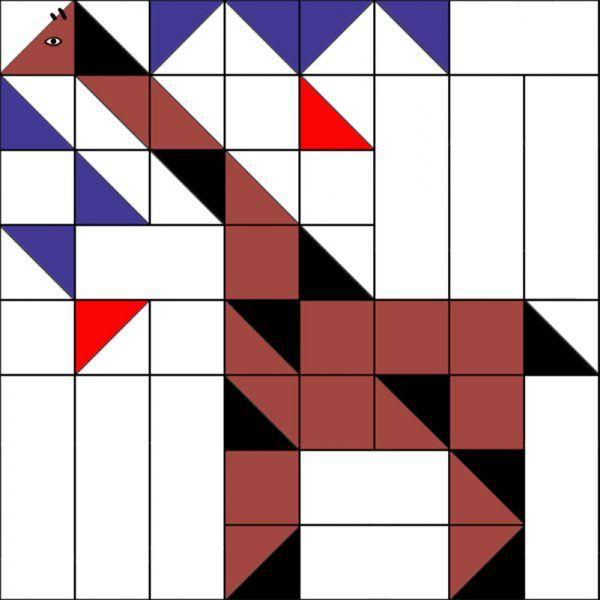 mccalls-1633 профилированное-картинки-квилт-жираф-2