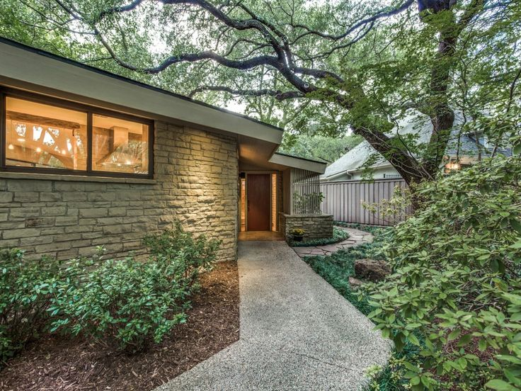 81 Best Images About Dallas Mid Century Modern Real Estate