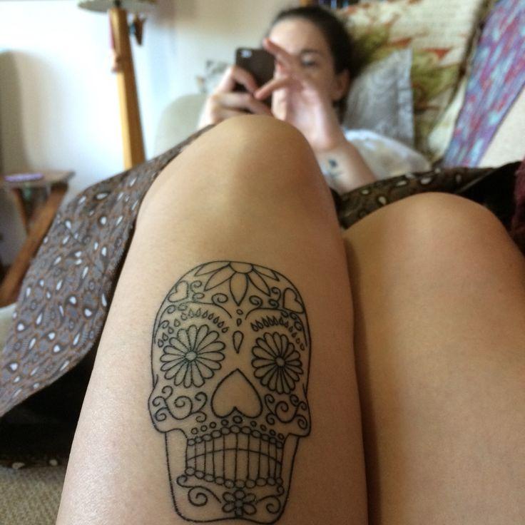 #sugerskull #tattoo