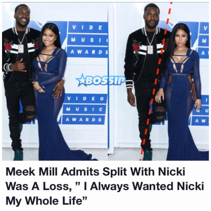 Just when we thought Meek Mill was tired of talking about Nicki Minaj the rapper has gone and done another interview talking about his relationship with the Queens femcee.  According to Daily Mail reports:  Speaking about his new album, aptly titled Wins and Losses, the rapper admitted to Philadelphia Power 99 Philly radio station that getting with the award-winning rapper had been a life-long goal. See more on #bossip dot com
