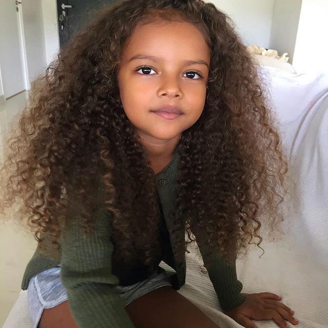 25 Melhores Ideias Sobre Penteados Crian 231 As Negras No