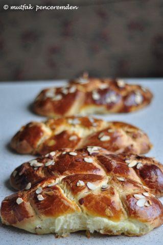 Paskalya Çöreği 1