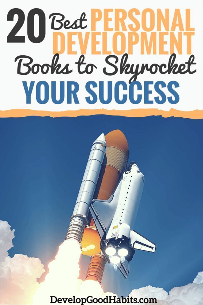 20 Best Personal Development Books to Skyrocket Your Success
