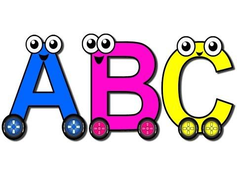 """""""Chant the Alphabet"""" - Learn ABCs, Teach Letters, Kids Nursery Song, Baby & Toddler Learning - YouTube"""