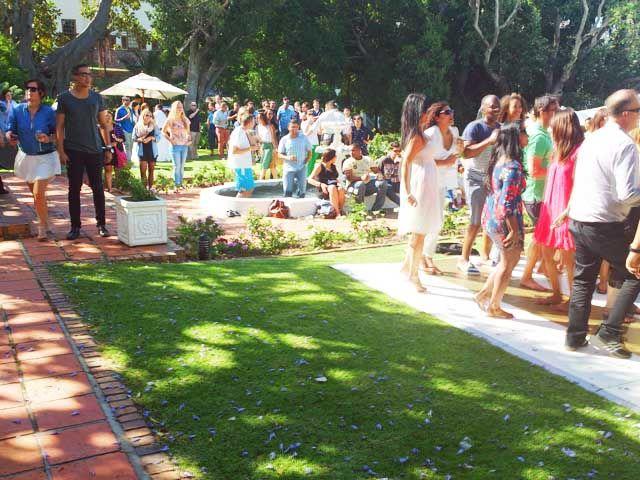 Event Venues in Cape Town Welgemeend. Gardens. R8000 6hr eve