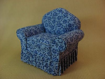 Dollhouse Miniature Furniture - Tutorials   1 inch minis: 1 inch minis furniture
