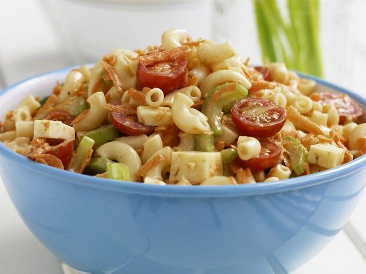 pastasalade met tomaat