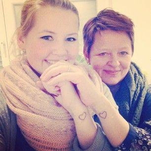 40 lindas tatuagens de mães e filhas
