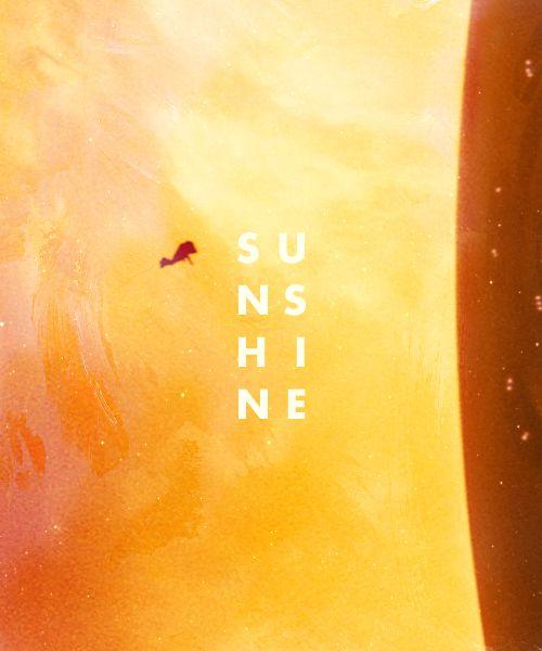 "Sunshine (Dir. Danny Boyle, 2007)    ""We're only stardust."""