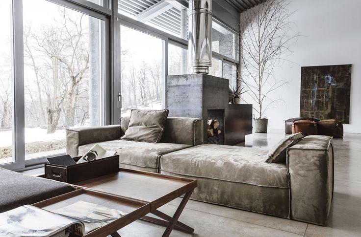 Zimny drań #modern #sofa #italian #design #italiantaste #internoitaliano #vibieffe