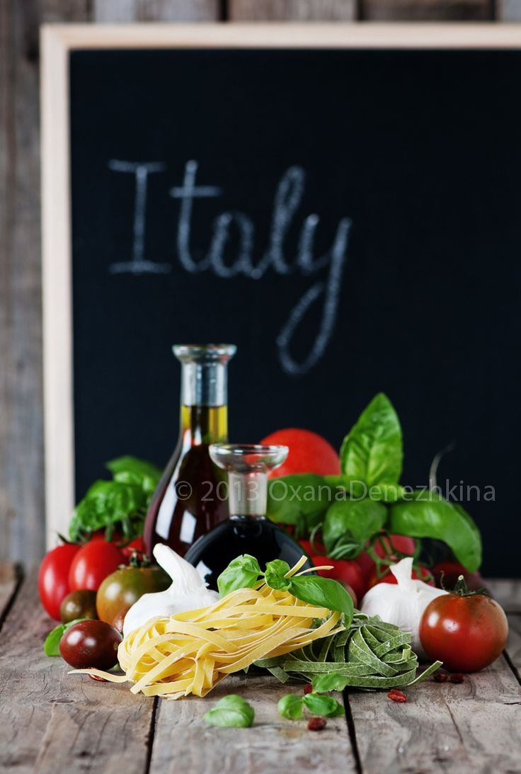 Pasta and vegetable by Oxana Denezhkina on 500px
