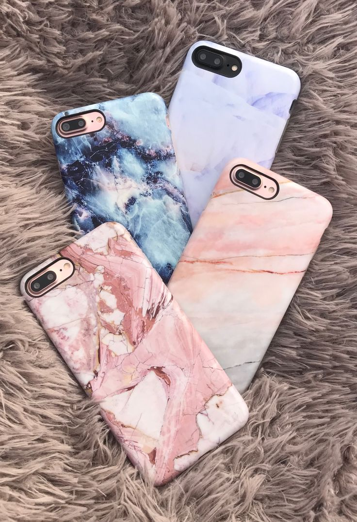 Marble Case in Rose, Smoked Coral, Geode & Northern Lights. Shops Cases for iPhone 6/6s, 6 Plus/6s Plus, 7 & 7 Plus from Elemental Cases now!