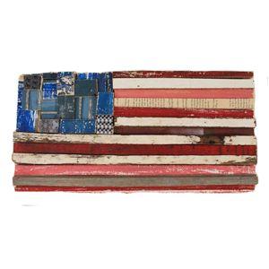 Flag USA Blocks