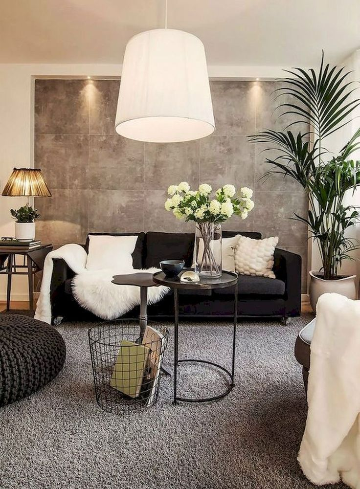 45 genius ideas to design and create gorgeous spaces for your minimalist living room
