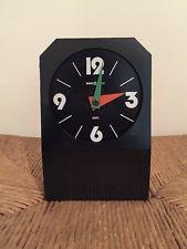 George Nelson Howard Miller Relógio De Mesa moderno, meados do século