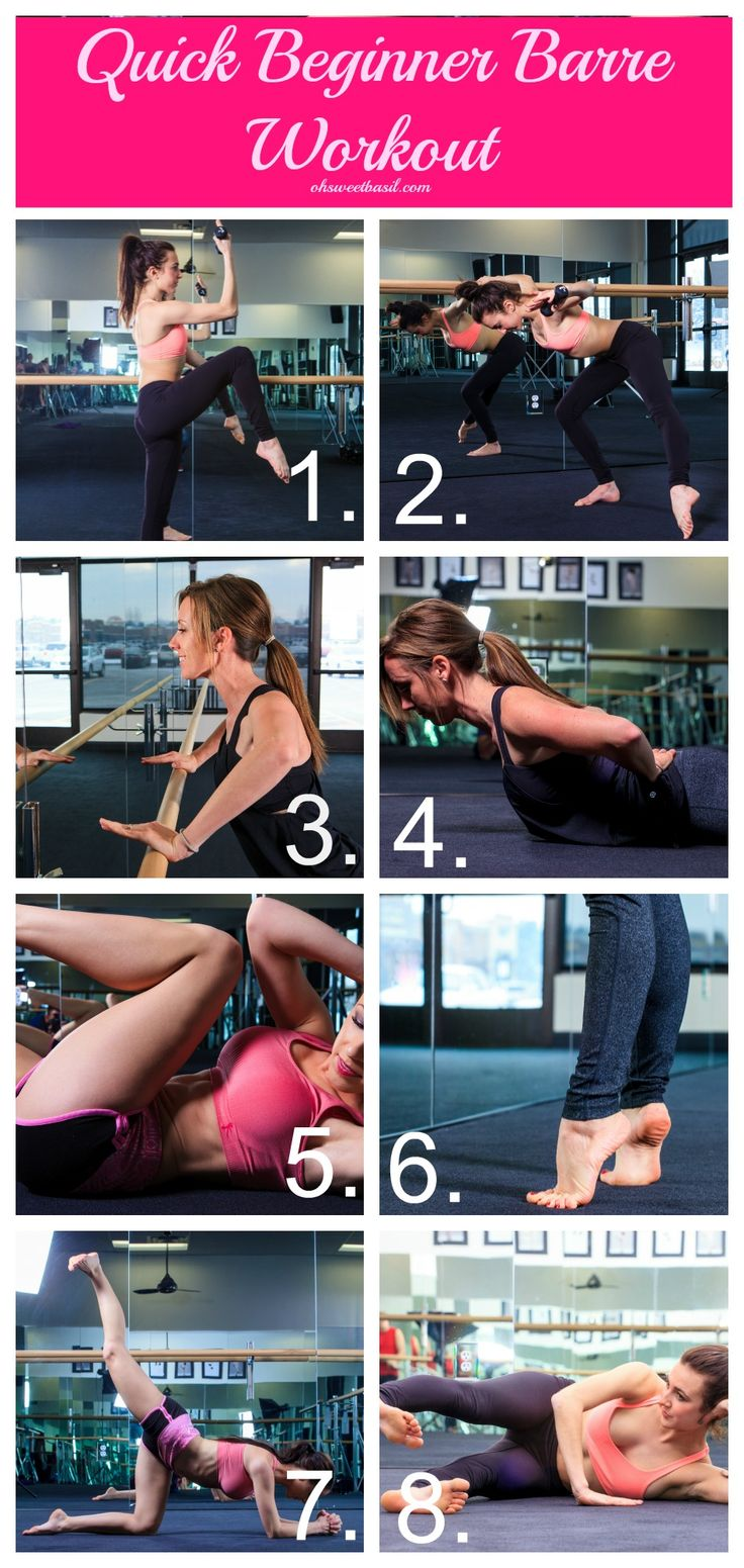I've been doing this beginner barre workout at home if I can't make it to class. Love it! ohsweetbasil.com.jpg