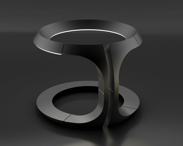 A Desktop Led Light Pretty Much Perfect For The Man Cave. Slick, Bold And