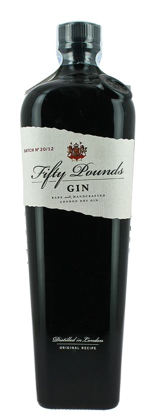 Hammer & Sons, Gin Fifty Pounds