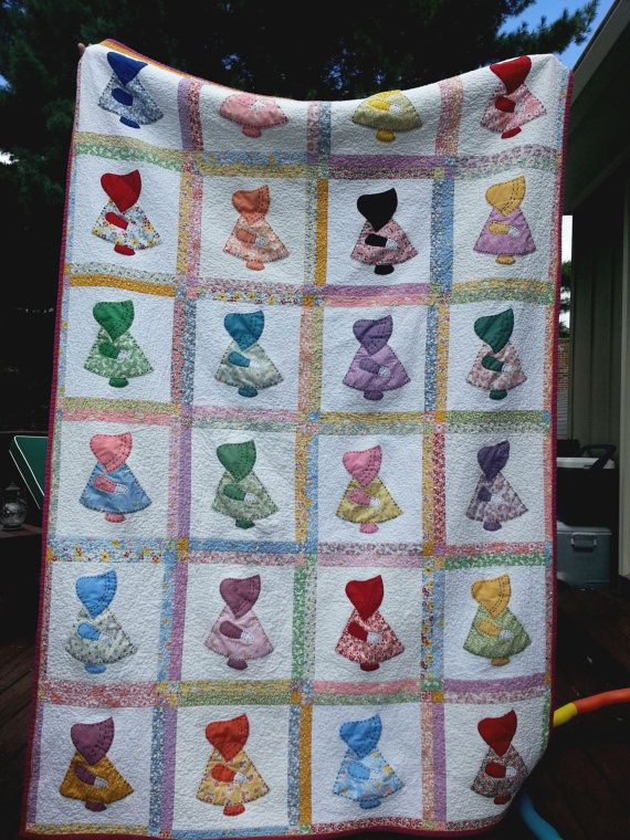 Sunbonnet Sue My Someday House Master Bedroom