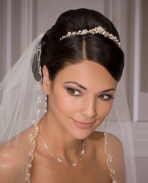 Bel Aire Bridal Tiaras – Model 8718 [8718] – $98.00 : Wedding ceremony Clothes, Bridesmai…