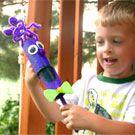 In unserem Video sehen Sie verschiedene Ideen, wie Puppen aus recycelten Materialien, …   – Fun Factory Friday