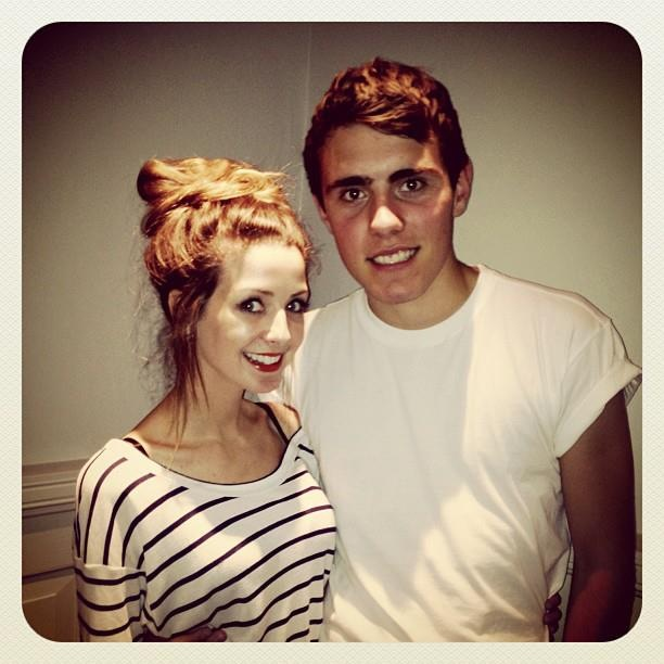 As much as I love Alfie, I still think that Zoe and Alfie would be adorable together <3 #Zalfie