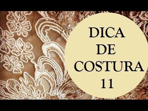 365 DICAS DE COSTURA-VÍDEO 11