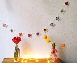 crochet-garland