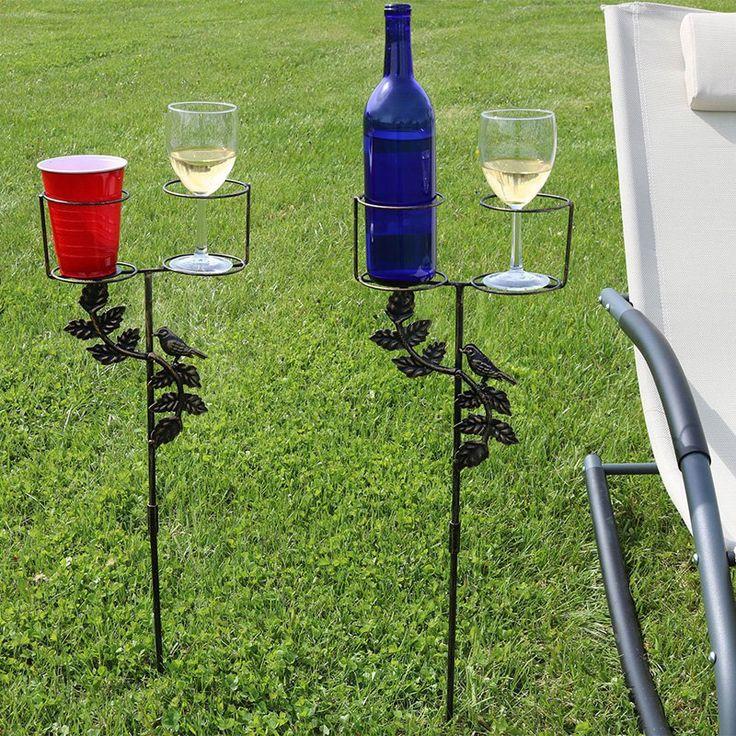 Best 25+ Outdoor drink holder ideas only on Pinterest ...