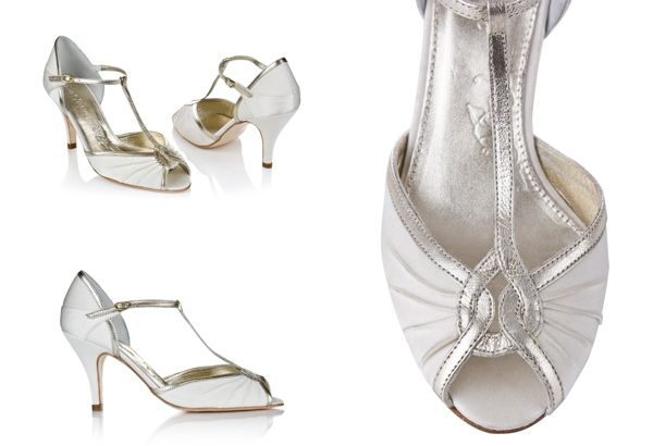 Rachel Simpson Shoes: The 2014 Collection For Brides