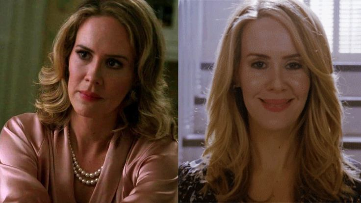 For #AHS Murder House/Coven Crossover Season Sarah Paulson Hopes Billie Dean & Cordelia Will Come Face-To-Face via @oneloveallequal