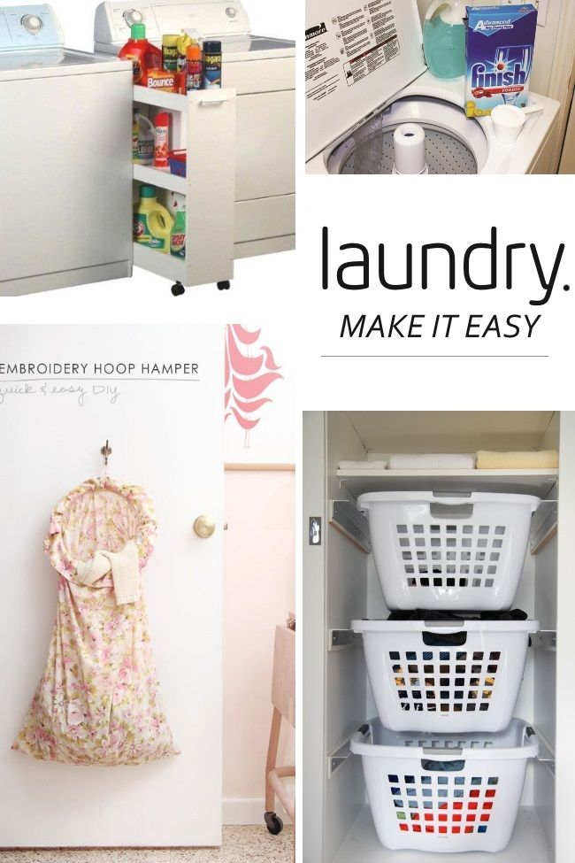 These laundry tips, like our laundry hacks, will make this chore just a touch faster, more organized and less of a bore!