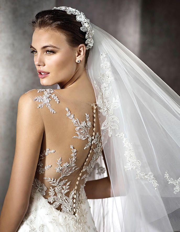 169 best San Patrick wedding dresses images on Pinterest | Wedding ...