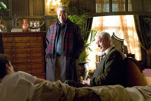 Bruce, Lucius and Alfred: Batman Begins