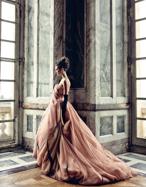 Christian Dior. This could be me in my swirling dress looking out the window of…