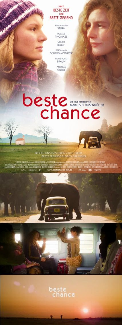 German 2014 movie, Beste Chance, directed by Marcus H. Rosenmüller.