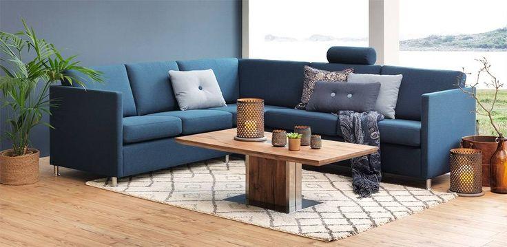 Er det på tide å fornye stua? Finn din nye sofa hos Fagmøbler; velg blant våre flotte modeller eller bygg din helt egen modulsofa.London Symphony