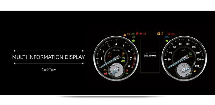 New Toyota VellFire 2.5G Interior 10