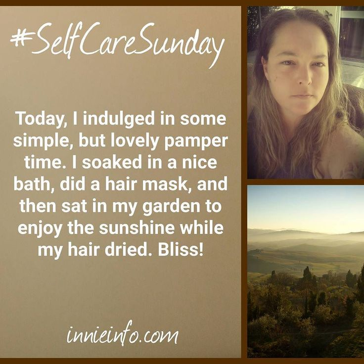 """#SelfCareSunday - Week 7  So... this morning I locked the bathroom door had a nice #bath and took time to tend to my locks... very girly I know!   Usually as a mum of 3 my hair gets scraped into a ponytail and completely forgotten about until my hubby points out that I've got """"crazy hair"""" again!   Then I took myself out into my #garden with a #cuppa and enjoyed the #sunshine #birds and #solitude for a little bit while my hair dried.   Simple... free... and my form of #meditation. Plus you…"""