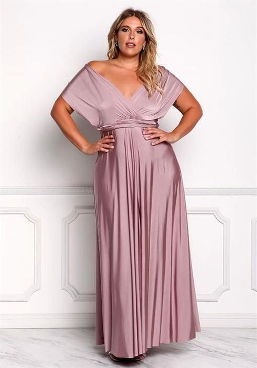 50 Impressive Plus Size Dress For Women To Wear