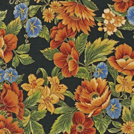 Robert Kaufman - Botanica AJMM-8860-191 AUTUMN